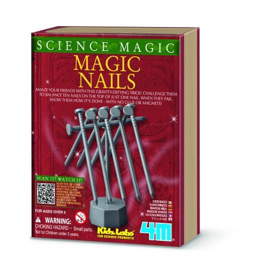 4M Science Magic: Magische Spijkers