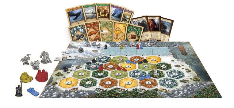 999 Games bordspel A Game of Thrones: Catan