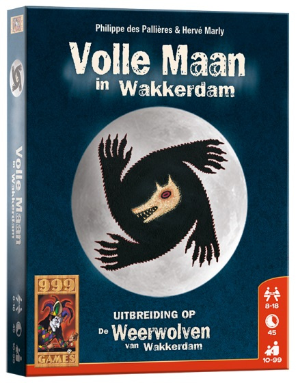 De Weerwolven van Wakkerdam uitbr. Volle Maan