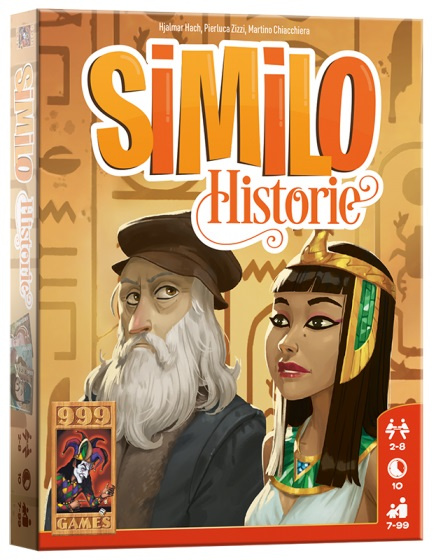 999 Games Similo: Historie kaartspel