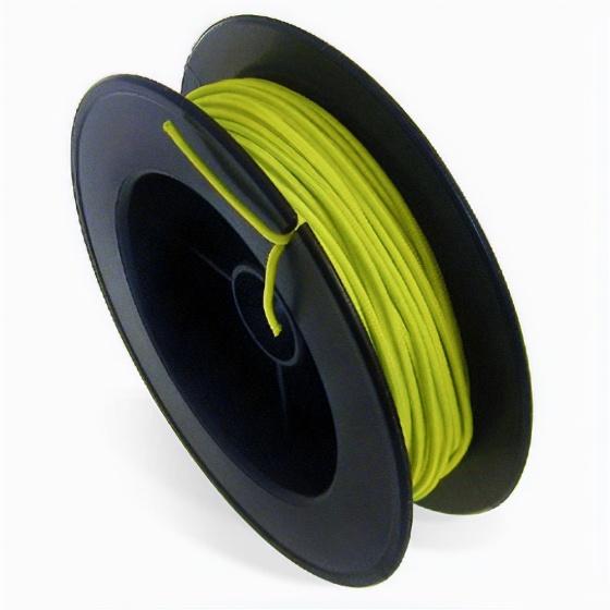 Acrobat diabolo draad fluo groen 10 m