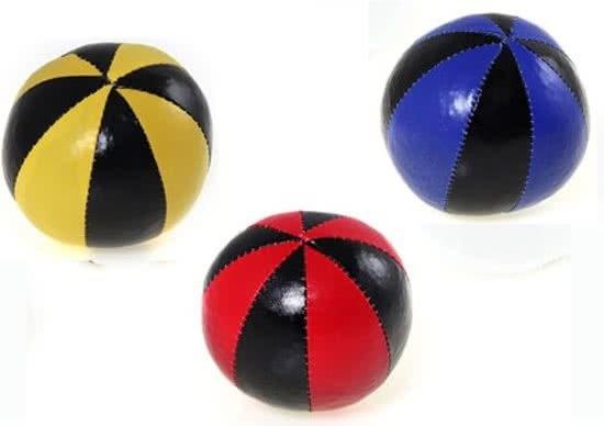 Acrobat jongleerballen 120 gram 3 delig