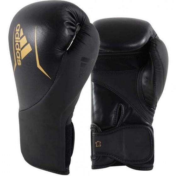 Speed 200 Boxhandschuhe schwarzgold oz