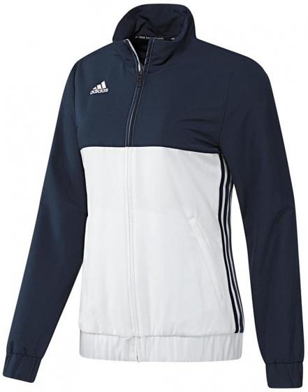 T16 veste dames bleu blanc taille XS