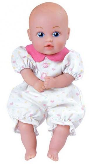 Adora babypop met pyjama wit 22 cm
