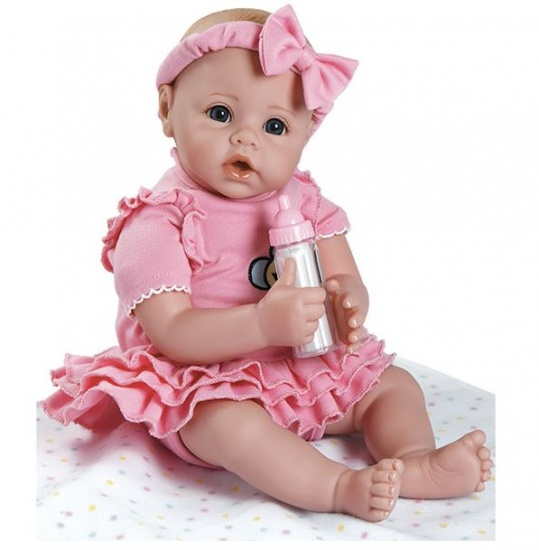 Adora BabyTime pop 40 cm roze