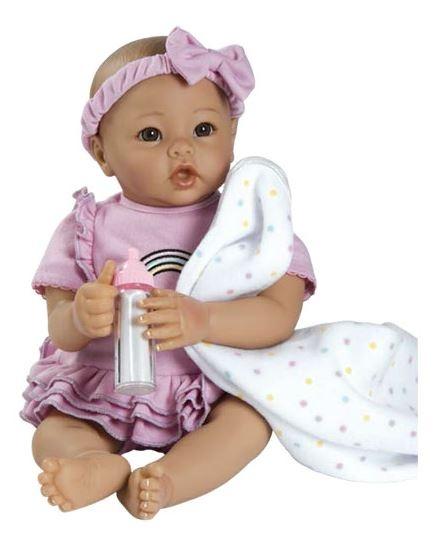Adora BabyTime pop Lavendel 40 cm roze