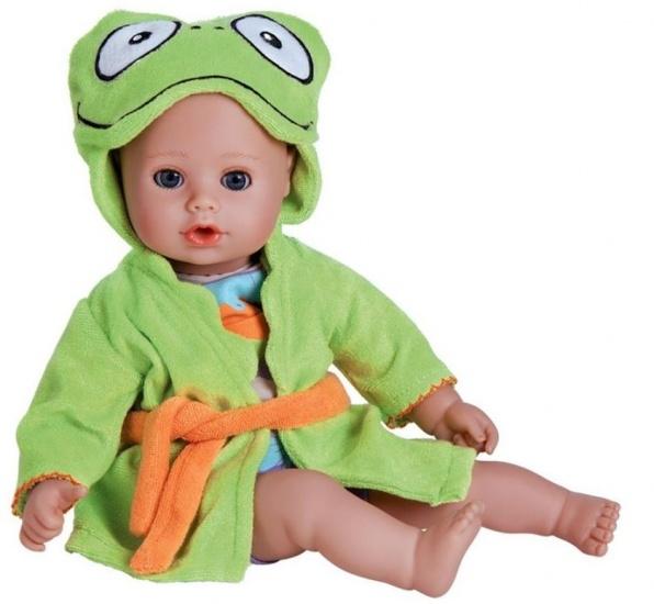 Adora BathTime Babypop kikker 33 cm groen