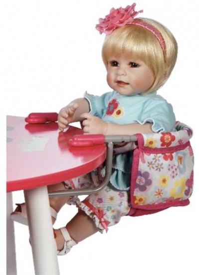 Adora Tafelstoel voor Toddlertime pop 23.5 x 33.5 cm