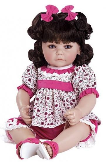 Adora Toddlertime Cutie Patootie pop 50.8 cm roze / wit