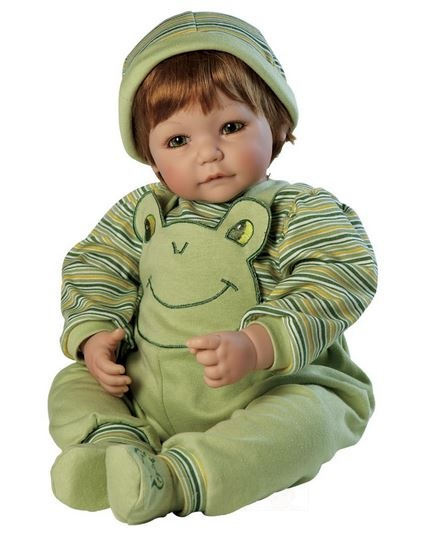 Adora Toddlertime Froggy Fun Boy Pop