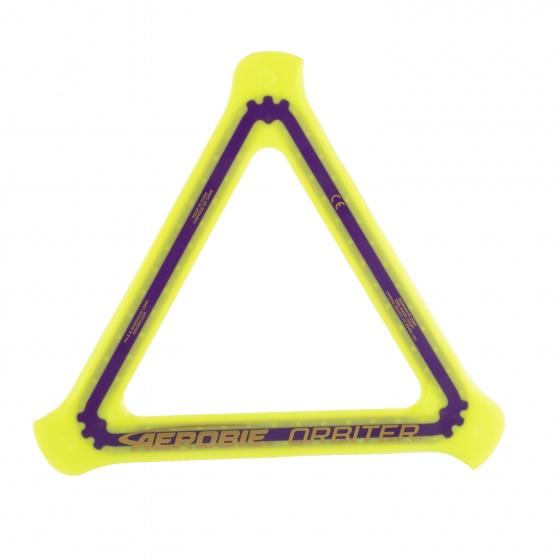 Aerobie boomerang Orbite geel