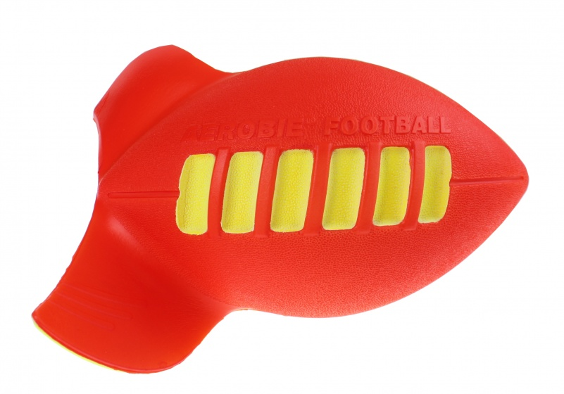 Aerobie Football 23 cm geel/oranje kopen