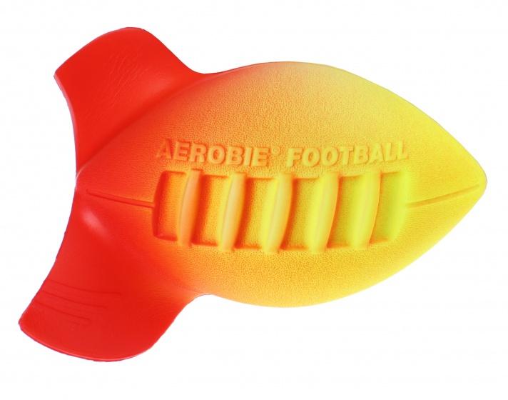 Aerobie Football 23 cm oranje/geel kopen