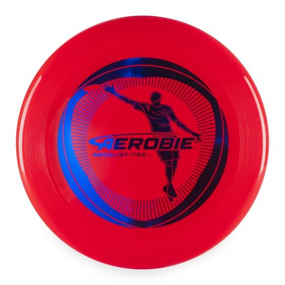Aerobie frisbee Medalist 175 gram rood