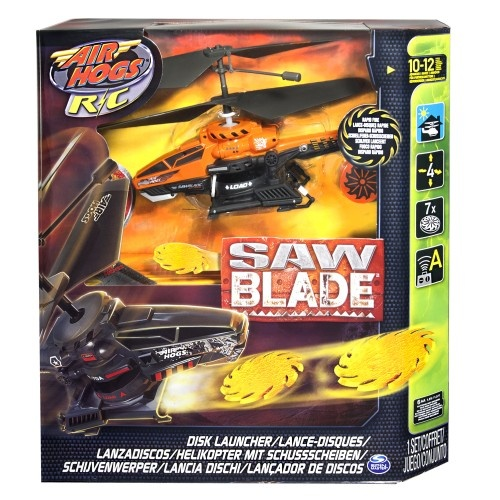 Air Hogs SAW Blade: Oranje