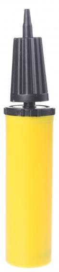 TOM ballonnenpomp geel 27 x 5 cm