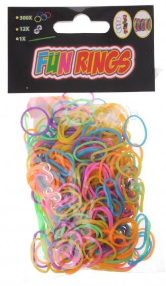 Amigo Fun Rings armband vlechten 313 delig