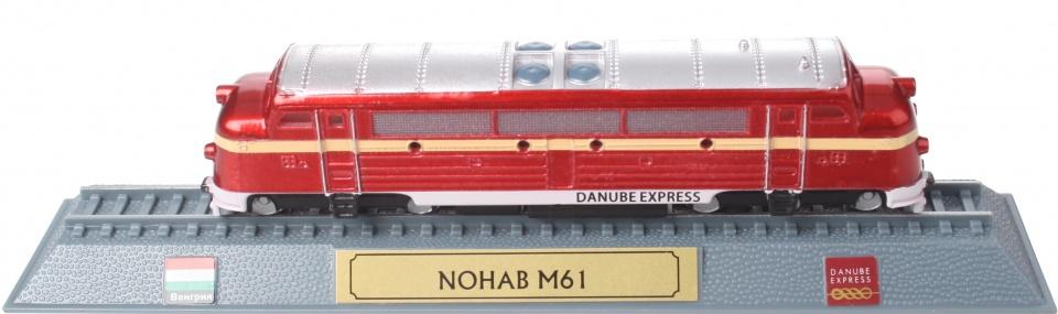 Amigo modeltrein Danube Express Nohab M61 12 cm