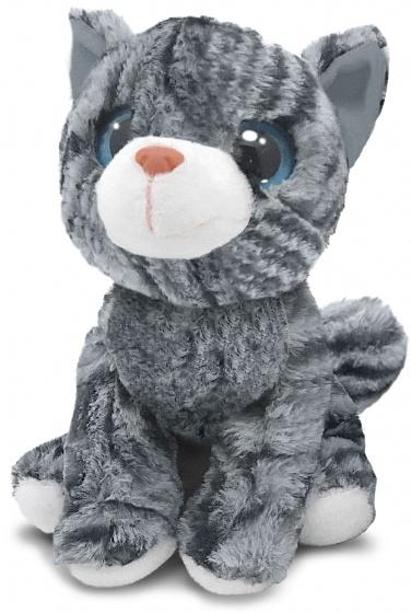 Amigo Pluche knuffel Gray Tabby Grace 23 cm