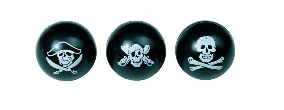 Amigo Stuiterbal Piraten 45 mm Assorti