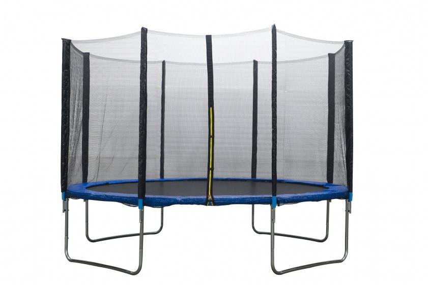 Amigo trampoline met veiligheidsnet blauw 366 cm 279597 1551172260