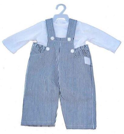 - Amleg overall met blouse mini mommy meisjes 38 41 cm