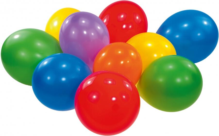 Amscan ballonnen in verschillende kleuren 99 stuks 30 cm