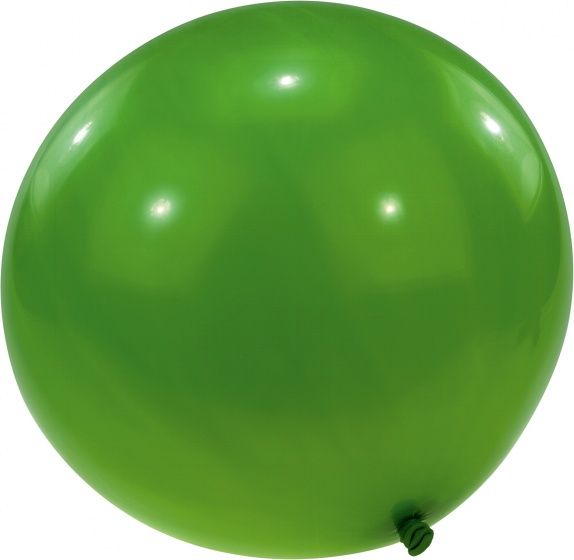 Amscan mega ballon groen 111 cm