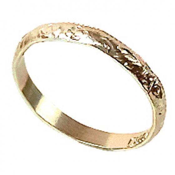 Amscan trouwringen kunststof goud 288 stuks