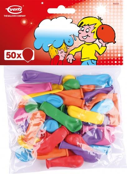 Amscan waterballonnen 50 stuks 197842