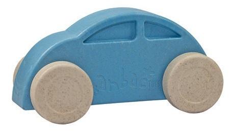 Anbac Toys Auto Blauw Blank
