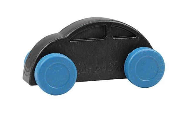 Anbac Toys Auto Zwart Blauw