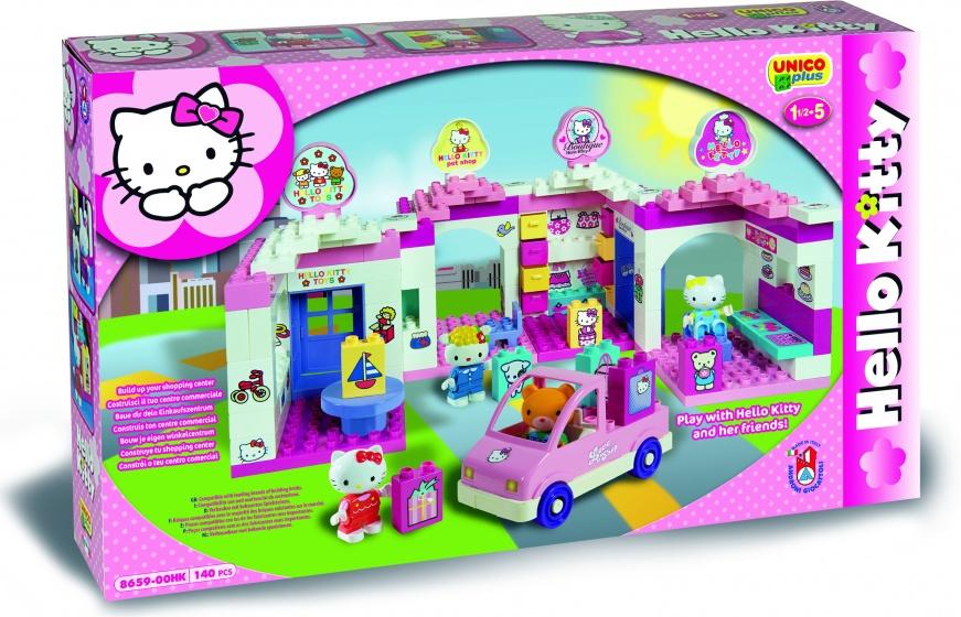 Androni Hello Kitty winkelcentrum 140 delig