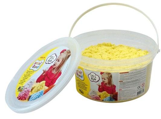 Angel Sand Speelzand 1 x 1,5 liter geel