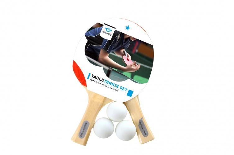 Angel Sports Tafeltennis Set Met Ballen kopen
