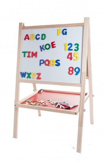 Angel Toys Schoolbord en Whiteboard Hout