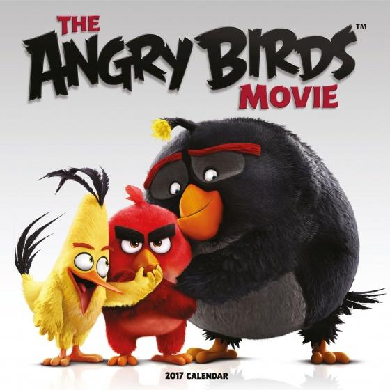 Danilo kalender Angry Birds 2017 30 x 30 cm