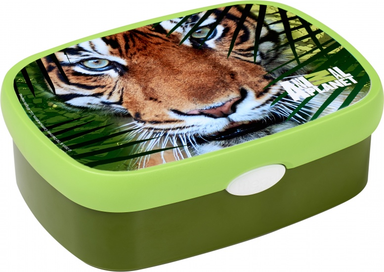 Mepal lunchbox campus midi animal plan