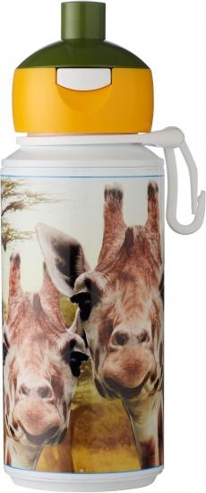 Rosti Mepal Animal Planet Pop up beker giraffe 275 ml
