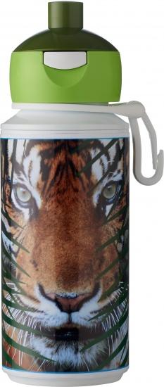 Rosti Mepal Animal Planet Pop up beker tijger 275 ml