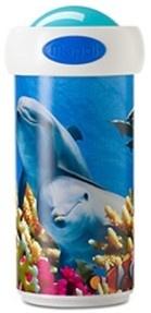 Rosti Mepal Animal Planet Schoolbeker Dolfijn