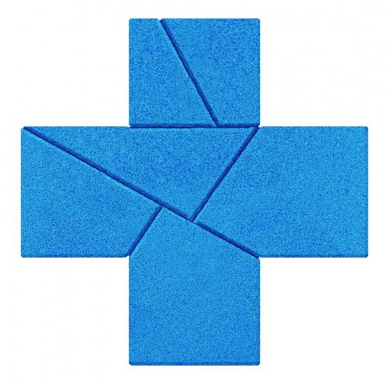 Anker Stenen Puzzel: Kruis