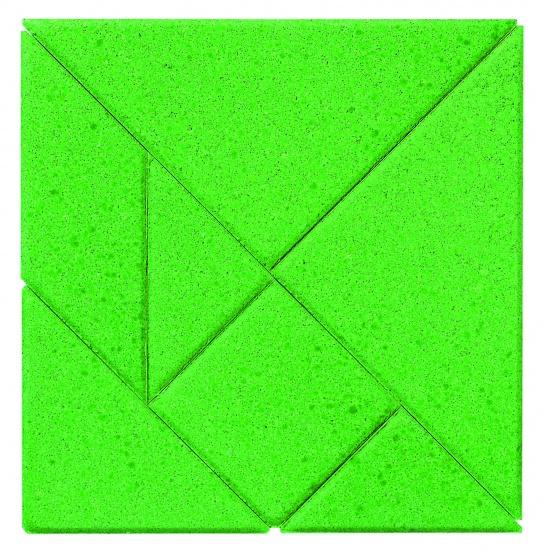 Anker Stenen Puzzel: Vierkant