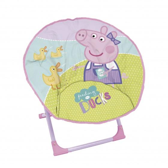 Arditex Peppa Pig campingstoel junior 50 cm roze kopen