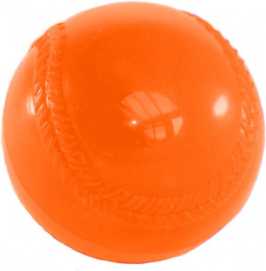Aresson bal Rounders Indoor 19 cm kunststof oranje