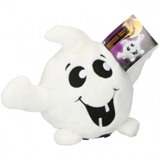 Halloween ghost 22 cm white