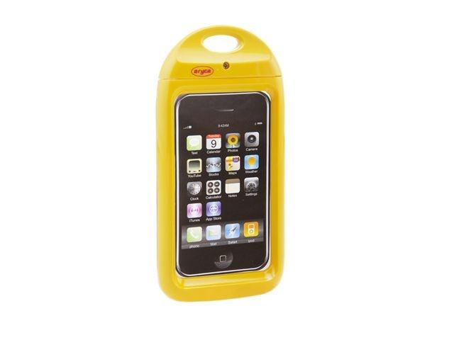 Aryca Iphone Case Geel