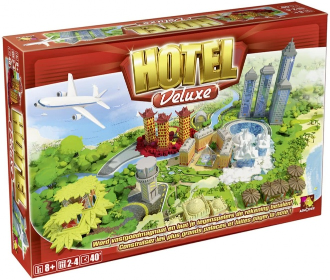 Tactic Selecta Hotel Deluxe -