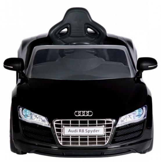 Audi R8 Battery: Rollplay R8 Spyder Battery 6V Car Black